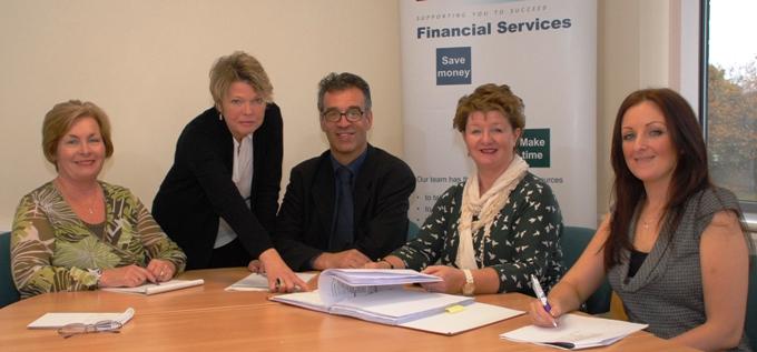 IAG_1616 Finance Team