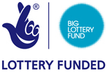 Big Lottery blue logo
